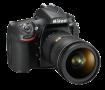 尼康 D810 全画幅单反相机整体外观图图片1