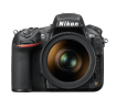 尼康 D810 全画幅单反相机整体外观图图片5