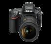 尼康 D810 全画幅单反相机整体外观图11