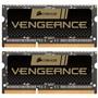 海盗船复仇者 DDR3 1600 8GB(4Gx2条) 笔记本内存(CMSX8GX3M2A1600C9)