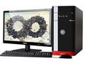 �廪ͬ������X850H-BI02 ̨ʽ���� i5-4460 4G 500G GT705���� ǰ��USB3.0 WIN 7