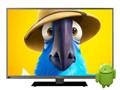 创佳42HAD5500 PL99 42英寸智能网络LED液晶电视(银灰色)
