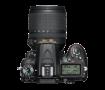 尼康 D7200 APS-C画幅单反相机整体外观图图片1