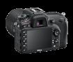 尼康 D7200 APS-C画幅单反相机整体外观图图片3