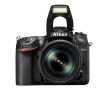 尼康 D7200 APS-C画幅单反相机整体外观图图片4