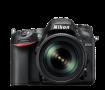 尼康 D7200 APS-C画幅单反相机整体外观图图片5
