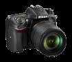尼康 D7200 APS-C画幅单反相机整体外观图图片7