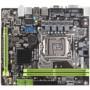 铭�uMS-H110M 全固版 主板( Intel H110/LGA 1151)