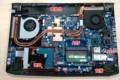 雷神 911SE 15.6英寸游戏笔记本电脑拆机图片5