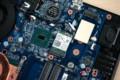 雷神 911SE 15.6英寸游戏笔记本电脑拆机图片9