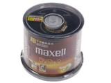麦克赛尔DVD+R 16X(黑尊古典/50片桶装)