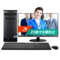 �廪ͬ������X700-BI07 23Ӣ�� ̨ʽ����(i3-4170 4GB 1T ˫PCI ����COM ǰ��4��USB Win10)