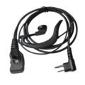 海唯联HW-780 M头专业对讲机耳机适配摩托罗拉Q5/Q9/A8/A10 等