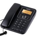 飞利浦CORD148 来电显示电话机/家用座机/办公座机 黑色