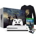 微软Xbox One S 500G主机+《最终幻想15》套装