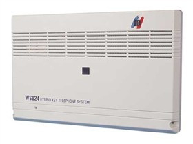 国威 WS824 10(8外线/16分机)