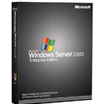 微软 Windows Server 2003中文企业版(25客户端)