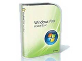 微软 Windows Vista中文家庭普通版