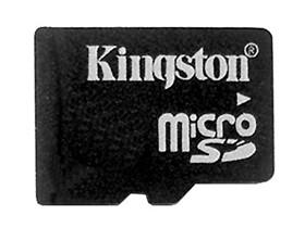 金士顿 MicroSD/TF (8G)