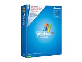微软 Windows xp coem(英文专业版)