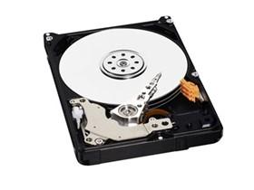 西部数据 750G/7200转/16M/串口/笔记本(WD7500BPKT)