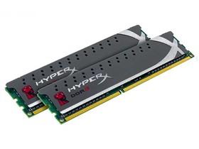 金士顿 骇客神条4G DDR3 1600套装