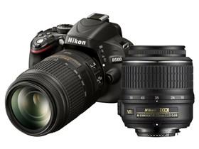 尼康 D5100套机(18-55mm VR,55-300mm VR)