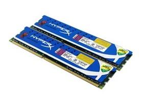 金士顿 骇客神条 DDR3 1600 8G(KHX1600C9D3K2/8GX)