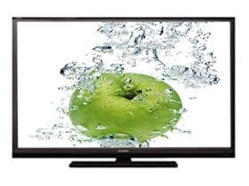 夏普 LCD-46LX440A 46英寸超窄边网络LED电视(黑色)