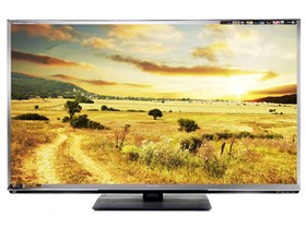 夏普 LCD-52LX845A 52英寸3D网络智能LED电视(银灰色)