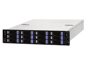 曙光 天阔I420r-G(Xeon E5606/4GB/300GB/SAS卡)