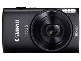 佳能 IXUS255 HS 数码相机 黑色(1210万像素 3英寸液晶屏 10倍光学变焦 24mm广角)