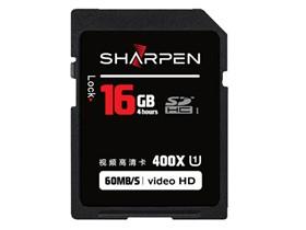 锐仁 SDHC卡 video HD 400X(16GB)