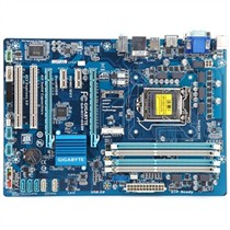 技嘉 GA-H77-DS3H(Intel H77/LGA 1155)主板