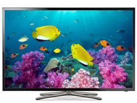 三星 UA32F5500ARXXR 32英寸网络智能LED电视(黑色)