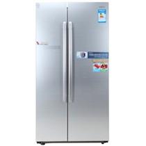 帝度 BCD-603WDG 603升 对开门冰箱(瑞丝银)