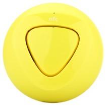 诺基亚 BH-220 蓝牙耳机无线充电升级版 黄色