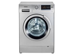 西门子 XQG56-10M368 5.6公斤全自动滚筒洗衣机(银色)