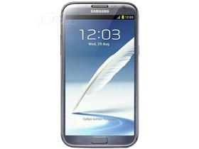 三星 Note2 N7100 16G联通3G手机(钛金灰)WCDMA/GSM欧版