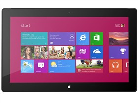 微软 中文版Surface Pro 10.6英寸平板电脑(Intel i5/4G/64G/1920×1080/Win8/黑色)
