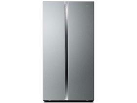 海尔 BCD-649WDCE 649升对开门冰箱(银灰色)