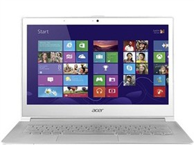 宏� S7-391-53334G12aws 13.3英寸超极本(i5-3337U/4G/128G SSD/HD4000核显/1080P/触摸屏/Win8/白色)