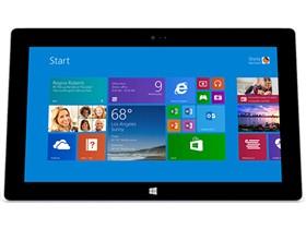 微软 Surface 2 10.6英寸平板电脑(NVIDIA Tegra4(T40)/2G/32G/1920×1080/Windows RT8.1/银色)