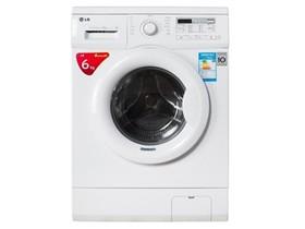 LG WD-N12435D 6公斤全自动滚筒洗衣机(白色)