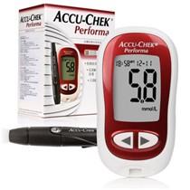 罗氏 卓越型血糖仪送50片试纸和采血针