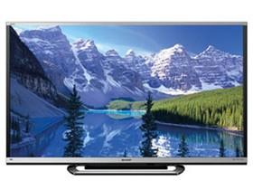 夏普 LCD-52LX755A 52英寸3D网络LED电视(黑色)