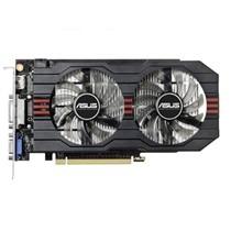 华硕 GTX650TI-DF-1GD5 928MHz/5400MHz 1GB/128bit DDR5  PCI-E 3.0 《剑网3》定制  显卡