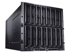 戴尔 PowerEdge M1000e(CMC*2/2700W*6/IKVM/DVD)