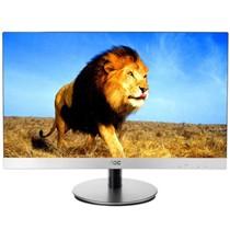 AOC I2369V 23英寸LED背光超窄边框IPS广视角液晶显示器(黑/银色)