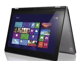 联想 Yoga13-IFI 13.3英寸超极本(i5-3317U/4G/128G SSD/Win8/银)